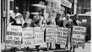 Apartheid Era Pass Laws Of South Africa