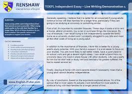 toefl essay topics toefl essay writing tips org view larger