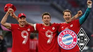 13 will be the first… Bayern Munchen Borussia Monchengladbach 6 0 32 Spieltag Bundesliga Fussball Sportschau De