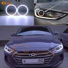 Cheap Car Light Assembly Buy Directly From China Suppliers For Hyundai Elantra Avante 2016 2017 Excellent Angel Eyes Ultra Bri Hyundai Elantra Elantra Hyundai