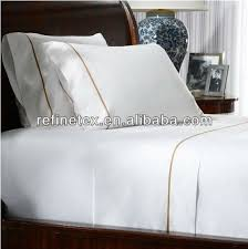 oem factory for cotton table napkins used single hospital hotel bed sheet top sheet flat sheet refine textile