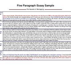 Best Of Argumentative Essay Sample Examples B4 Online Regarding 3