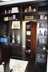wall cabinets for office. built in office wall cabinets with secret door burrows central texas builder for