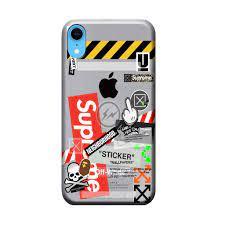 Sticker Wallpaper iPhone Xr 3D Case ...