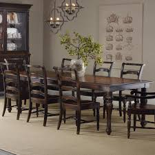 Hooker Furniture Eastridge Rectangle Dining Table with 2 18 Inch