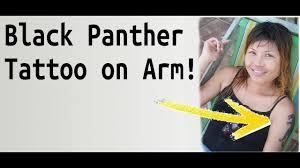 тату пантера у девушки 3 значения 30 фото и лучшие эскизы