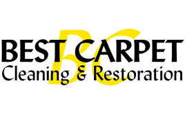 best carpet cleaning restoration logo