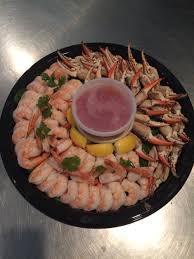 Party Trays — Oceanside Seafood
