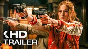 GUNPOWDER MILKSHAKE Trailer (2021 ...