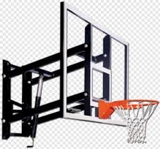 wall mounted basketball hoop