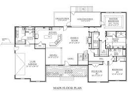 2500 sq ft ranch house plans unique 2500 sq foot ranch house plans image of local