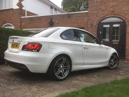 BMW 5 Series 1 series bmw coupe m sport : BMW M Sport Plus Edition 120d, 1 Series Coupe | in Wrexham | Gumtree