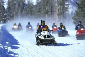 allstate snowmobile insurance recommends safety first this winter