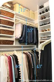 closet space ideas closet organizing s tips diy your home frugal