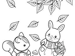 14 Little Critter Coloring Pages Fun Calico Critter Coloring