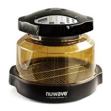 Nuwave Oven Pro Plus 1500 W Black Countertop Oven With Built