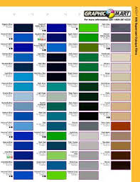 Avery 900 Supercast Colour Chart Avery Color Chart 2012 By Graphic Mart Issuu