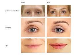 permanent makeup look natural and fabulous b b wax aesthetique 13261 ventura blvd