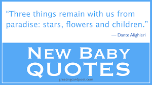 Newborn Baby Quotes Extraordinary New Baby Quotes And Sayings Parenting Greeting Card Poet