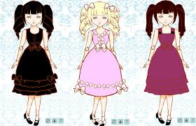 Ultimate Fashion Dress Up Game And Oc Creator By Ashleykat On