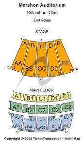 Mershon Auditorium Tickets Mershon Auditorium In Columbus