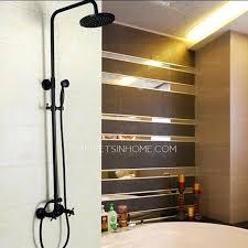 bronze shower faucet oil rubbed bronze shower fixtures