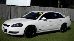 2008 CHEVROLET IMPALA SS V8 FOR SALE!! LEISURE USED CARS 850-265 ...