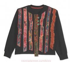 Best 25+ Quilted sweatshirt jacket ideas on Pinterest | Sweatshirt ... & Become a Sweatshirt Makeover Expert Adamdwight.com