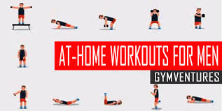 best at home workouts for men 10