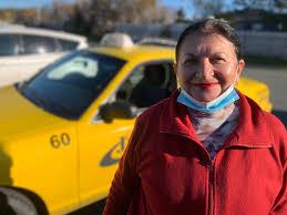 Taxicab conversations run dry under COVID-19 | CBC News
