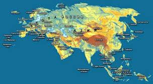 Евразия Рефераты  между ними принято проводить вдоль восточного подножия Уральских гор по реке Эмбе северному побережью Каспийского моря и Кумо Манычской впадине