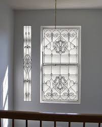 Etched Lace or Leaf Window Films