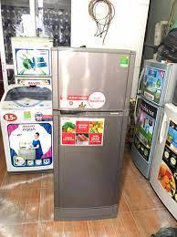 Tủ lạnh Sharp 180l. Giá 2tr5 - Tủ lạnh, Máy giặt cũ giá rẻ tại Hà Nội