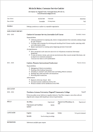 Cashier Resume Samples Retail Sales Associate Resume Samples Free
