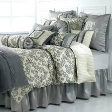 gray damask bedding blue damask bedding medium size of s distinction brown and blue damask bedding