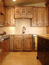 Knotty Hickory Kitchen Cabinets Knotty Alder Rustic Knotty Alder