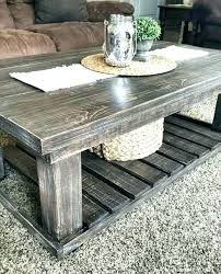 square pine coffee table rustic round coffee table medium size of designs square wood tables used