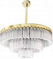 lalique orgue chandelier 2 tiers 119 crystals gilded 69 000