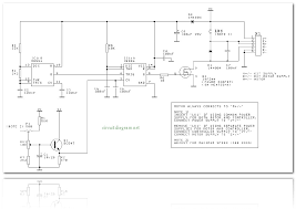 dc motor speed controller schematic design