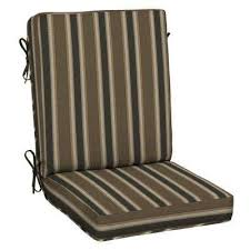 Highback Outdoor Chair Cushions Outdoor Cushions The Home Depot