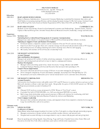 11 Harvard Resume Format Authorized Letter