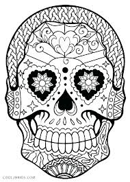 Skeleton Colouring Pages To Print Pirate Skeleton Uring Pages Ring