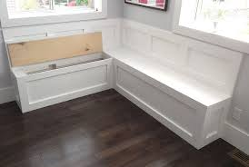 bench wood bench plans fresh awesome kitchen bench with storage i bet the husband could lovely