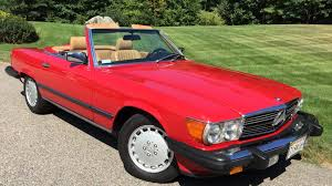 While it may look like it, this 560sl has never been restored. 1987 Mercedes Benz 560sl Vin Wdbba48d3ha071380 Classic Com