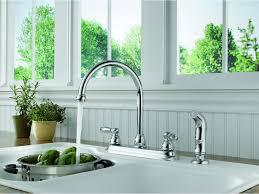 Kitchen Faucet  Shop Moen Renzo Chrome Handle Pull Out Kitchen - Kitchen faucet ideas