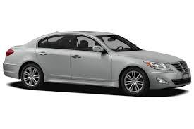 2012 Hyundai Genesis Overview   Cars.com
