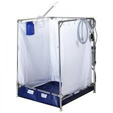 36 x 36 x 48 standard portable shower