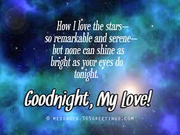 Romantic Good Night Messages And Quotes 40greetings Awesome Good Night Love Quotes