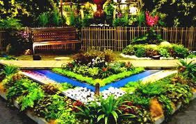 Small Picture Flower Garden Designs And Layouts Cadagu Idea Small Design Ideas