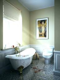 wainscoting for bathroom walls white